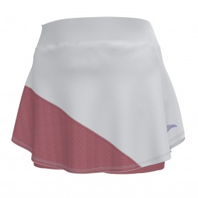 Joma Falda-Pantalon Misiego Blanco-Rosa