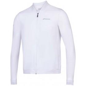 Babolat Play Jacket Men White