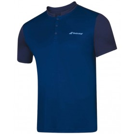 Babolat Play Polo Men Blue