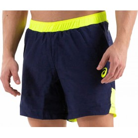 Asics Club M 7In Short Blue