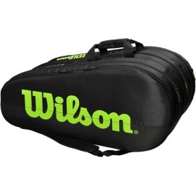 Wilson Team 3 Comp Black/Green