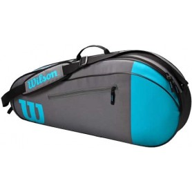 Wilson Team 3 Pk Blue/Gray