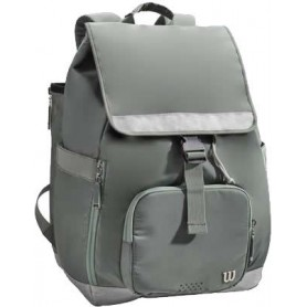 Wilson Women Foldover Backpack Green