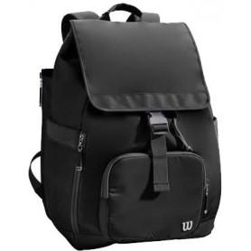 Wilson Backpack Women's Foldover Black