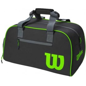 Wilson Small Duffel Blade Black/Grey/Green