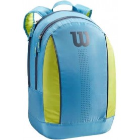 Wilson Juni Orange Backpack Blue/Lime Green/Navy
