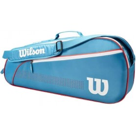 Wilson Juni Orange 3 Pk Blue/Whiteite/Corangeal