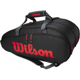 Wilson Tour 3 Comp Clash Black/Infrared/Grey
