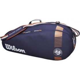 Wilson Roland Garros Team 3Pk Navy/Clay