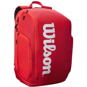 Wilson Mochila Super Tour Rojo