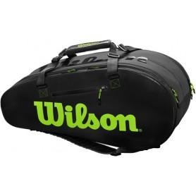 Wilson Super Tour 2 Comp Large Negro