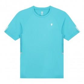 K-Swiss Camiseta Hypercourt Crew 2 Scuba Blue