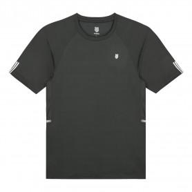 K-Swiss Camiseta Hypercourt Crew 2 Dark Shadow