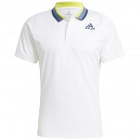 Adidas Polo Flft Pb Hr White