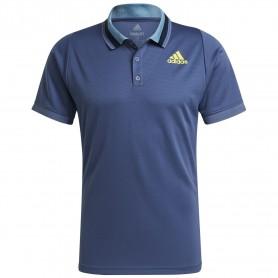 Adidas Polo Flft Pb Hr Blue
