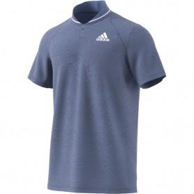 Adidas Polo Club Rib Blue