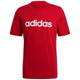 Adidas Camiseta M Lin Sj T Red