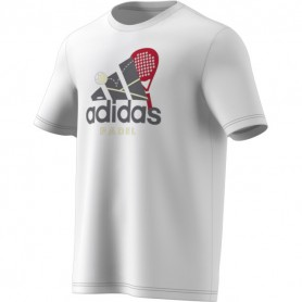 Adidas Camiseta Padel Cat