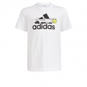 Adidas Camiseta Kids Ss Cat