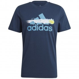 Adidas Camiseta M Ss Cat