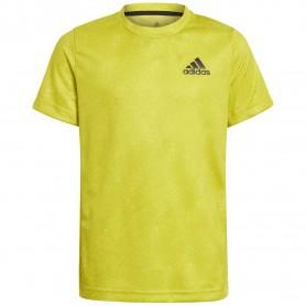 Adidas Camiseta B Oz Yellow