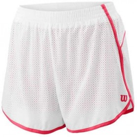 Wilson W Competition Woven 3.5 Short /Cherryp