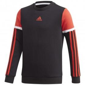 Adidas Sudadera Cuello Redondo Bold Black