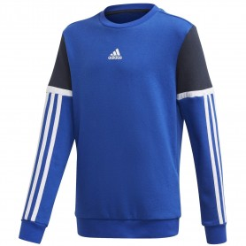 Adidas Sudadera Cuello Redondo Bold Blue