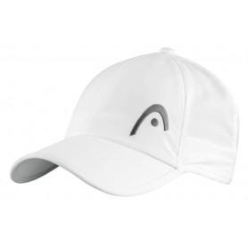 Pro Player Cap White