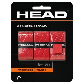 Xtreme Track Overwrap Red