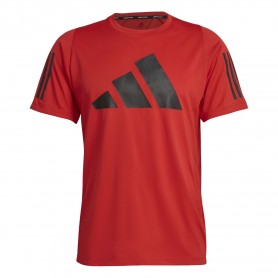 Adidas Camiseta Freelift Rojo