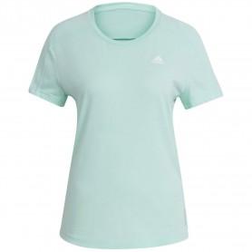 Camiseta Adidas Own The Run Soft Mujer Verde
