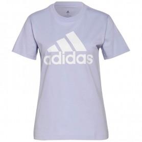Camiseta Adidas W Bl Mujer Morado