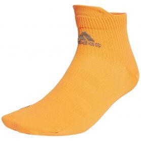 Adidas Calcetines Tobilleros Techfit Naranja