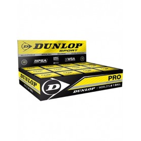 Caja De 12 Pelotas Dunlop Pro