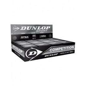 Caja De 12 Pelotas Dunlop Competition
