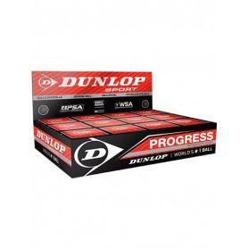 Caja De 12 Pelotas Dunlop Progress