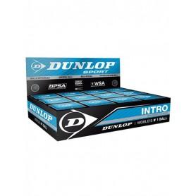 Caja De 12 Pelotas Dunlop Intro