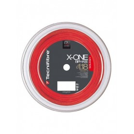 Tecnifibre X-One Biphase 1.18 Rojo Reel 200m
