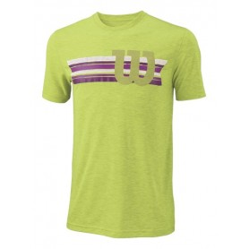 CAMISETA WILSON STRIPE W TECH