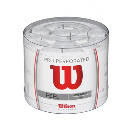 Wilson Pro Overgrip Perforated Bote 60
