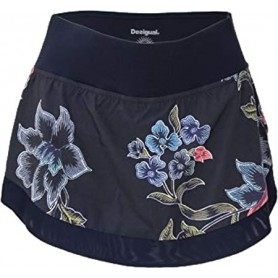 DESIGUAL SKIRT GEOPATCH