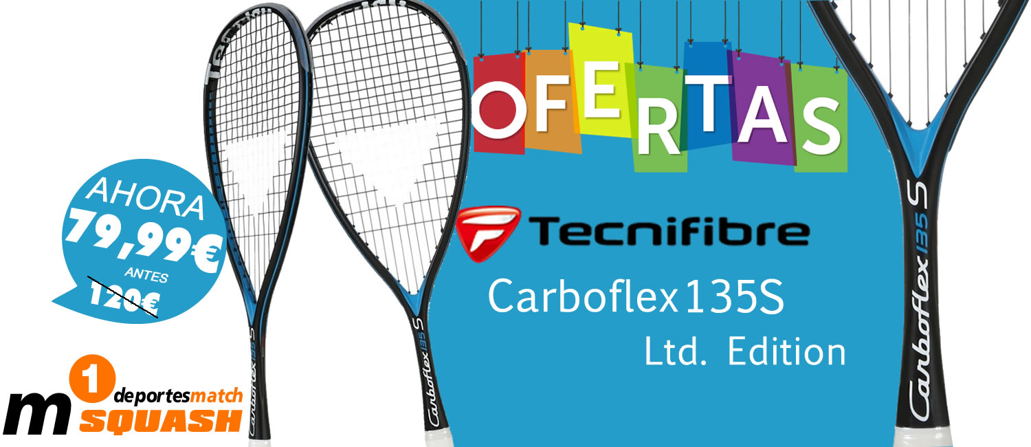 Tecnifibre Carboflex 135S Ltd Edition